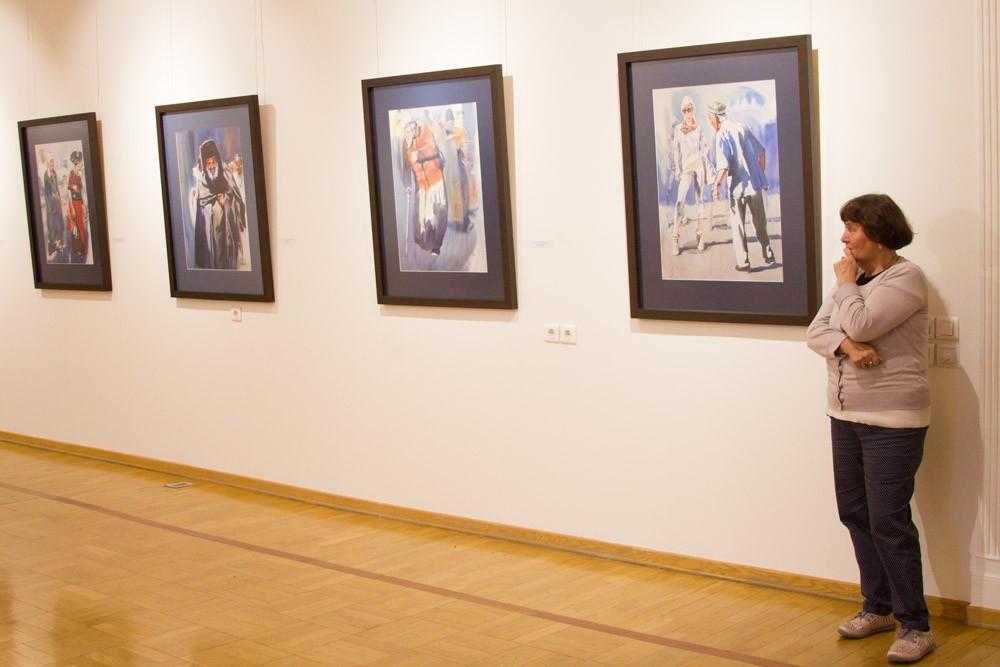 Выставка андрея