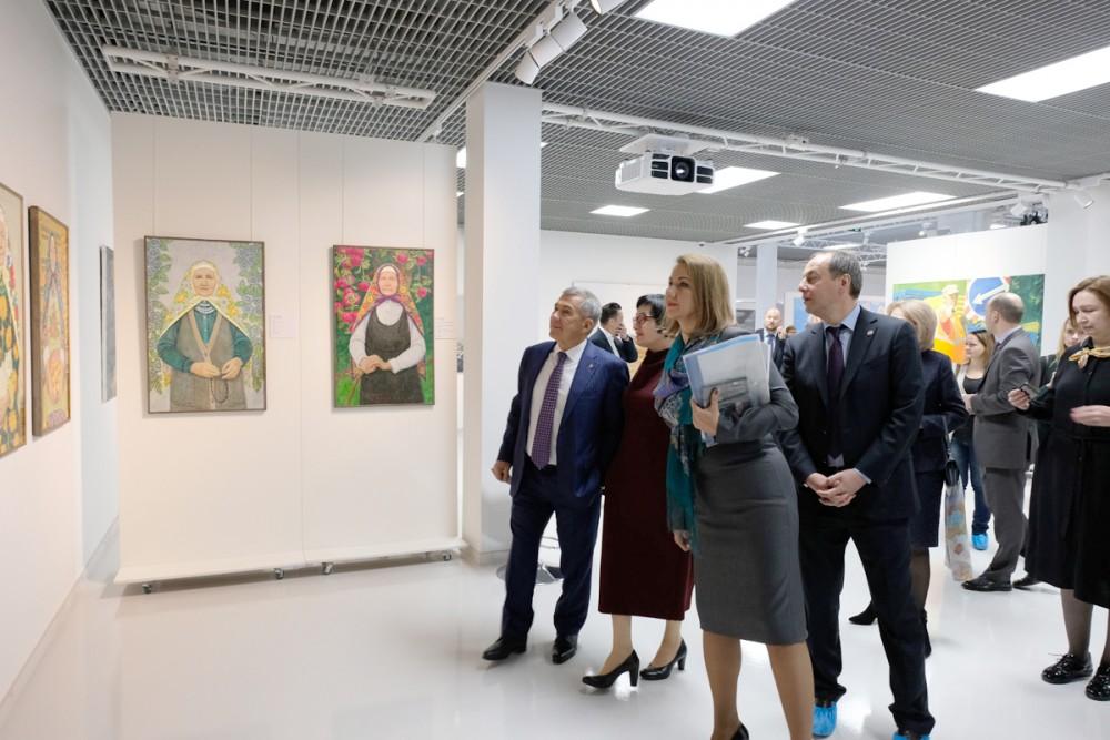 Галерея современного искусства ул. Карла Маркса 57