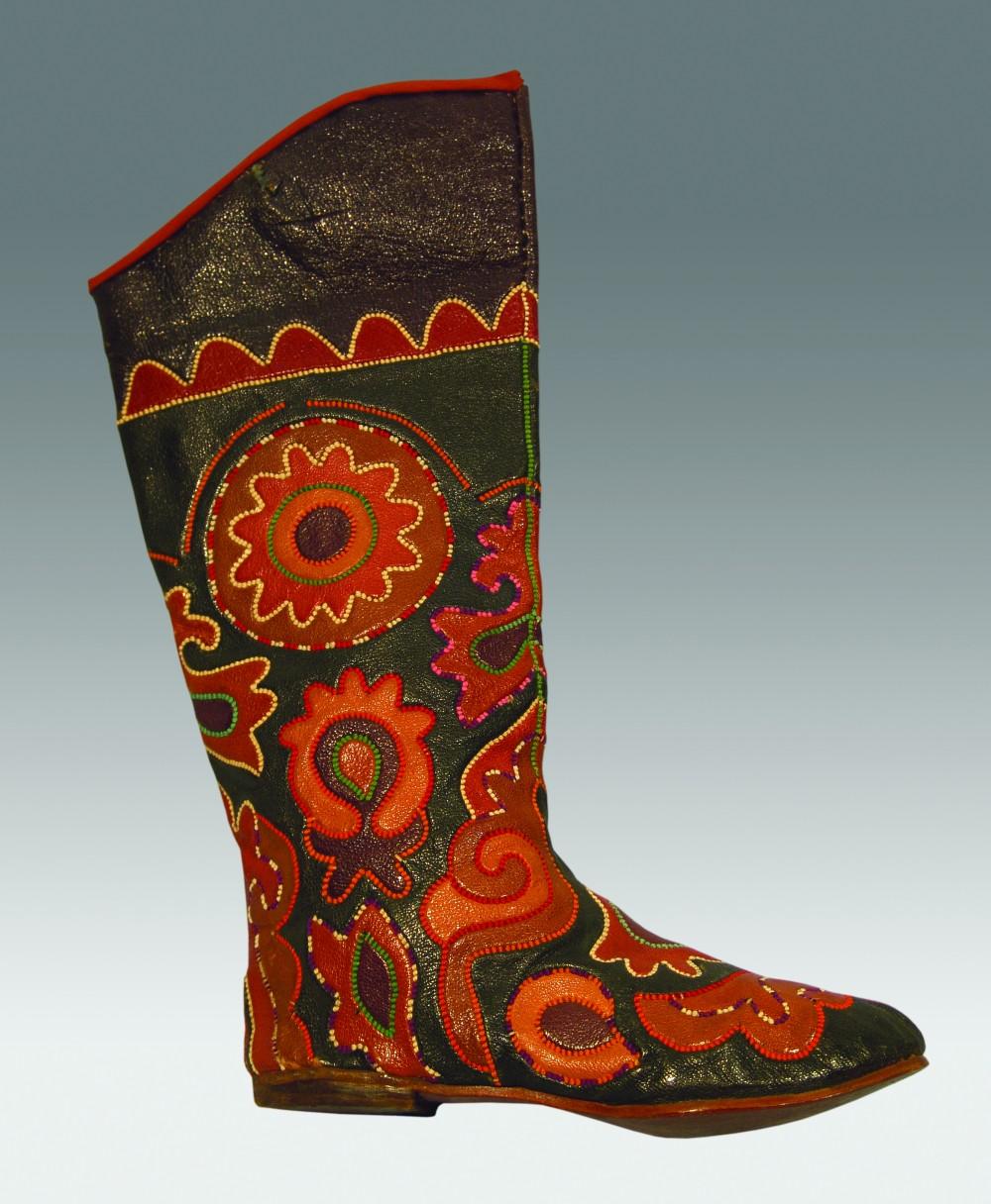 Татарская обувь картинки для детей